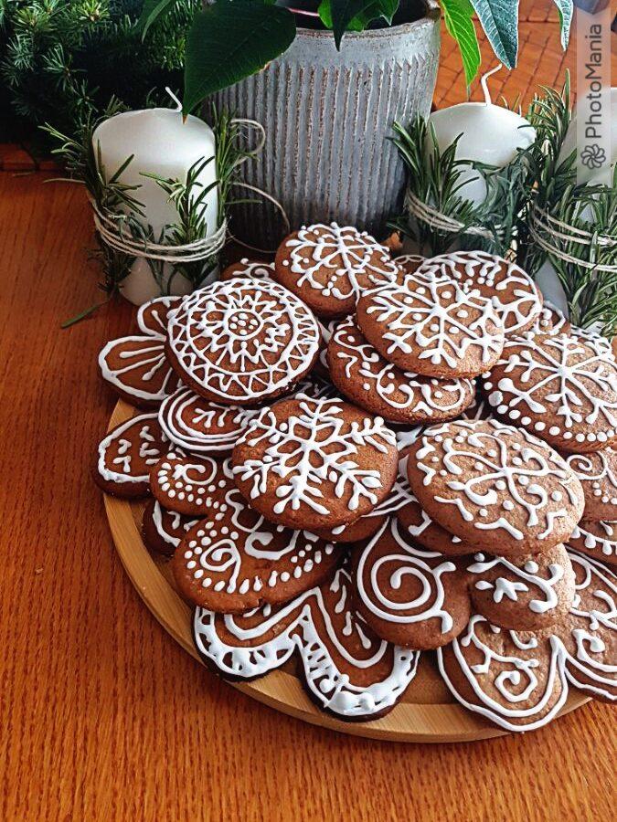Pierniczki świąteczne ;)